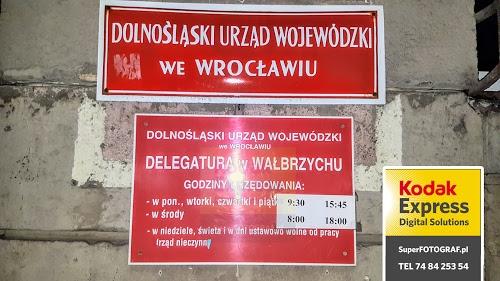 Dokładny adres biura paszportowego w Wałbrzychu